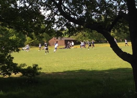 Sunday morning football